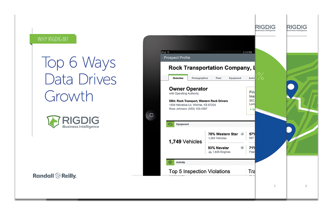 RigDig Business Intelligence 6 ways data drives growth