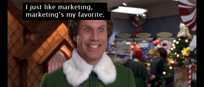 Elf_ChristmasMeme do you have the christmas spirit? randall reilly