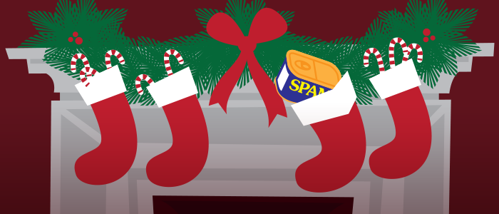 Spam Stockings