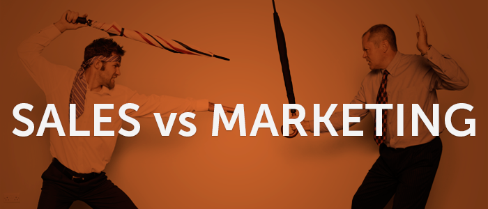 Sales vs Marketing: Fight in the office