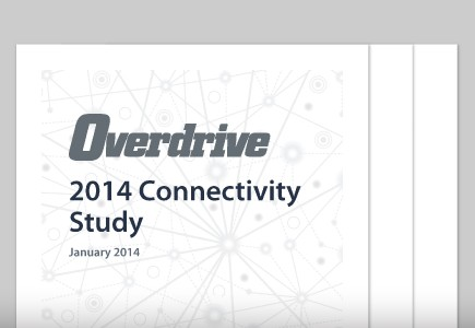 Overdrive Connectivity Report