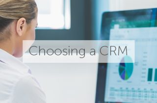 Choosing a CRM - How to do it?