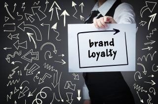 Brand Loyalty Illustration