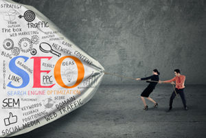 Working with Search Engine Optimization