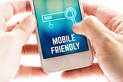 Being Mobile Friendly