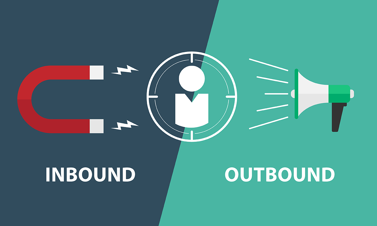 Inbound vs. Outbound Leads