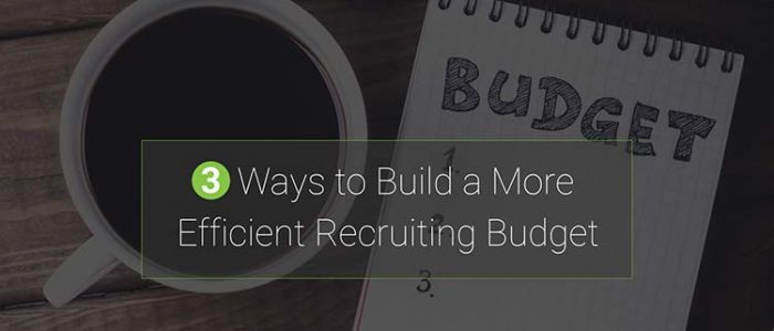 Building a Better Driver Recruiting Budget